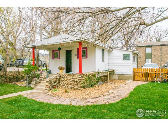 1915 Goss St, Boulder, CO 80302 (MLS #870198) :: The Biller Ringenberg Group
