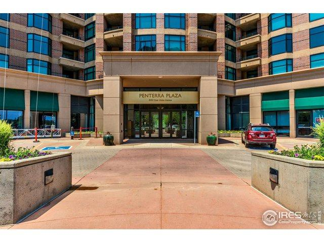 8100 E Union Ave #204, Denver, CO 80237 (MLS #870210) :: The Biller Ringenberg Group