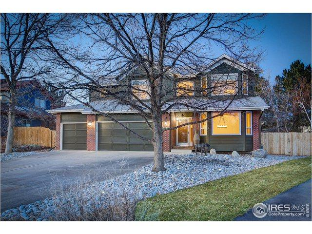 6033 Brandywine Ct, Boulder, CO 80301 (MLS #870212) :: The Biller Ringenberg Group