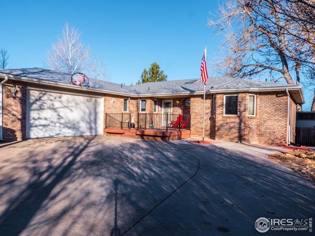 2040 Fairway Ln, Greeley, CO 80634 (MLS #870217) :: 8z Real Estate