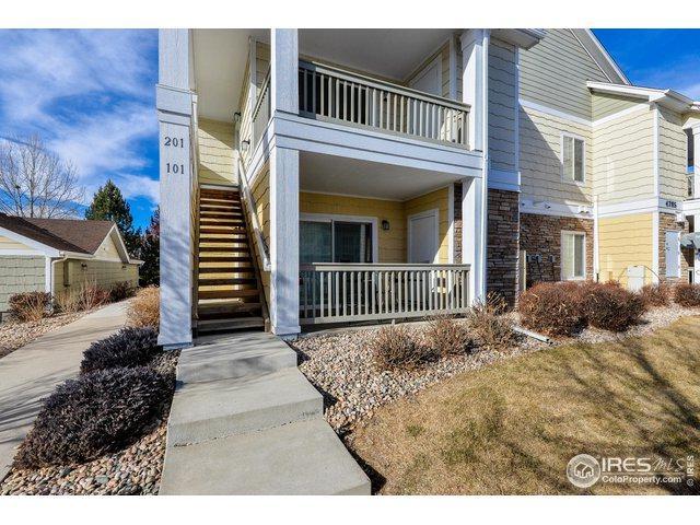 4785 Hahns Peak Dr #201, Loveland, CO 80538 (MLS #870220) :: Sarah Tyler Homes