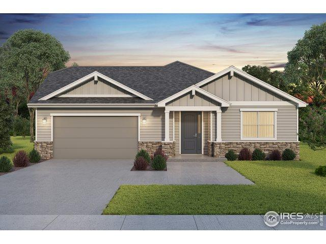5744 Clarence Dr, Windsor, CO 80550 (MLS #870230) :: Kittle Real Estate
