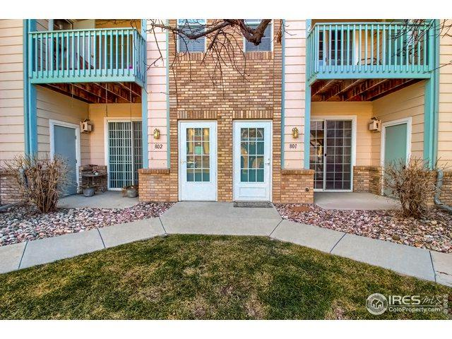 5151 29th St #801, Greeley, CO 80634 (MLS #870232) :: 8z Real Estate