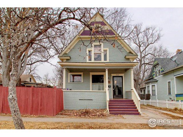 1531 9th Ave, Greeley, CO 80631 (MLS #870234) :: Kittle Real Estate