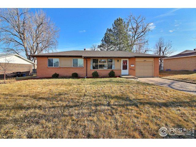 1510 29th Ave, Greeley, CO 80634 (MLS #870242) :: Colorado Home Finder Realty