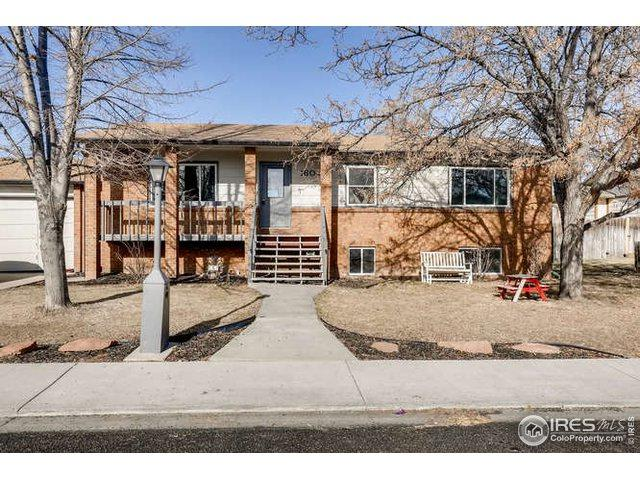1604 Flemming Dr, Longmont, CO 80501 (MLS #870258) :: The Lamperes Team