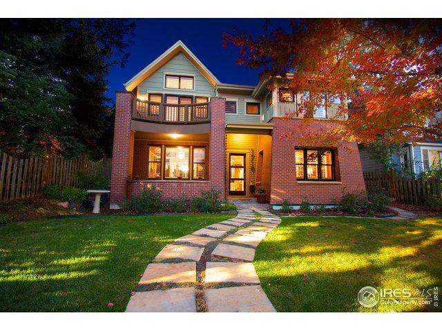 1719 Mapleton Ave, Boulder, CO 80304 (MLS #870288) :: 8z Real Estate