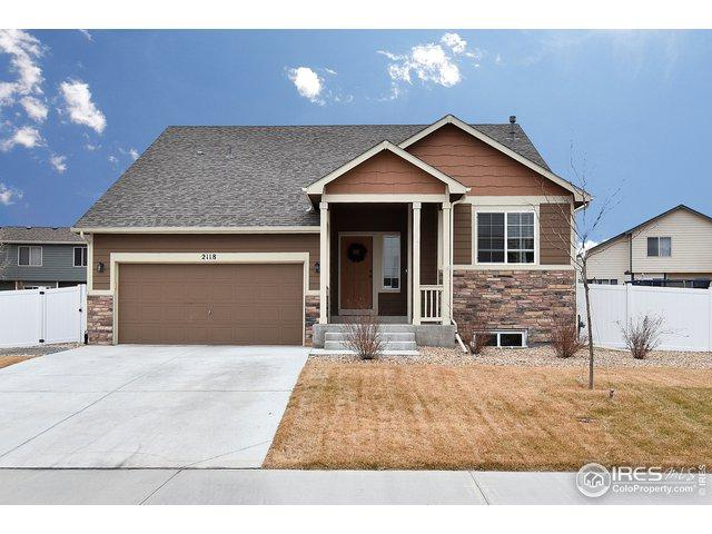 2118 74th Ave Ct, Greeley, CO 80634 (#870295) :: The Griffith Home Team