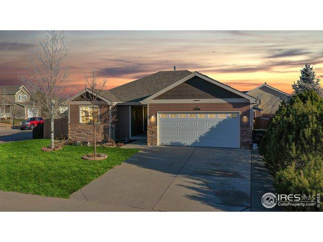 3000 44th Ave, Greeley, CO 80634 (MLS #870299) :: Kittle Real Estate
