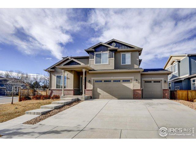 2733 Bluebonnet Ln, Fort Collins, CO 80525 (MLS #870300) :: Sarah Tyler Homes