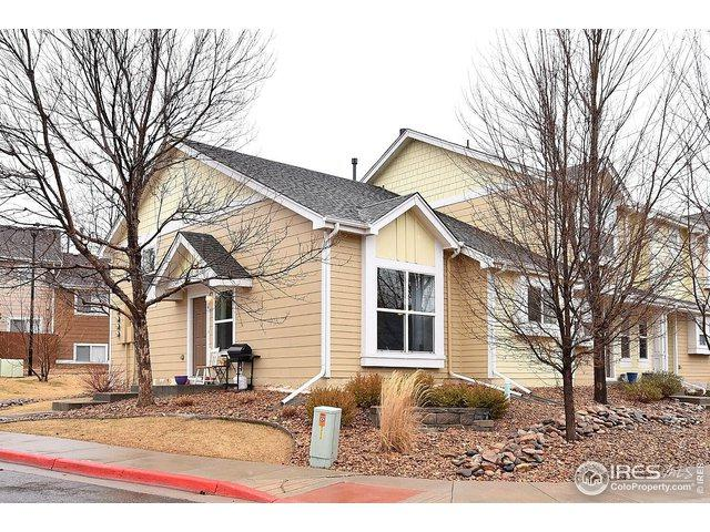 6827 Autumn Ridge Dr #1, Fort Collins, CO 80525 (MLS #870341) :: The Lamperes Team