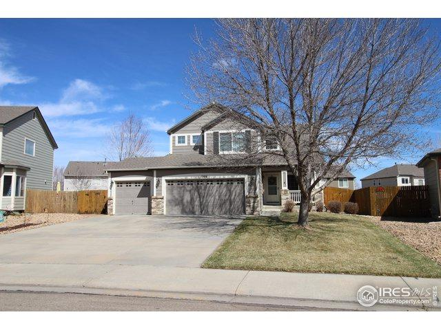 1006 Morning Dove Dr, Longmont, CO 80504 (MLS #870367) :: The Lamperes Team