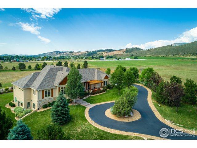 8742 Llama Ranch Rd, Loveland, CO 80538 (MLS #870394) :: 8z Real Estate