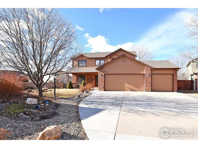 393 Wanda Ct, Loveland, CO 80537 (MLS #870399) :: 8z Real Estate