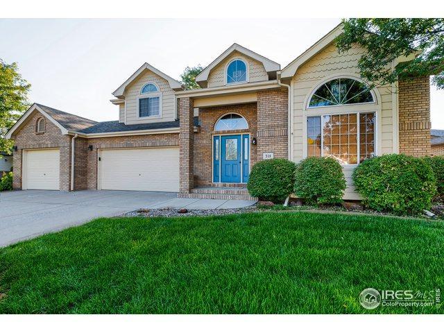 318 Tacanecy Dr, Loveland, CO 80537 (MLS #870406) :: 8z Real Estate