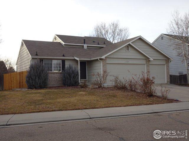 1303 Monarch Dr, Longmont, CO 80504 (MLS #870417) :: 8z Real Estate