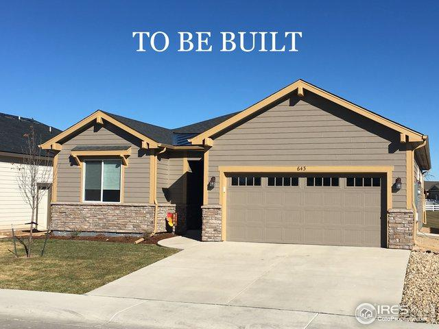 867 Shirttail Peak Dr, Windsor, CO 80550 (MLS #870427) :: The Daniels Group at Remax Alliance