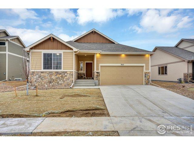 2060 Peach Blossom Dr, Windsor, CO 80550 (MLS #870431) :: The Daniels Group at Remax Alliance