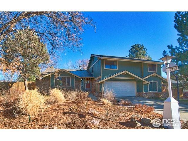 1209 Winslow Cir, Longmont, CO 80504 (#870480) :: The Griffith Home Team