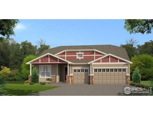 869 Sunlight Peak Dr, Severance, CO 80550 (MLS #870493) :: Kittle Real Estate