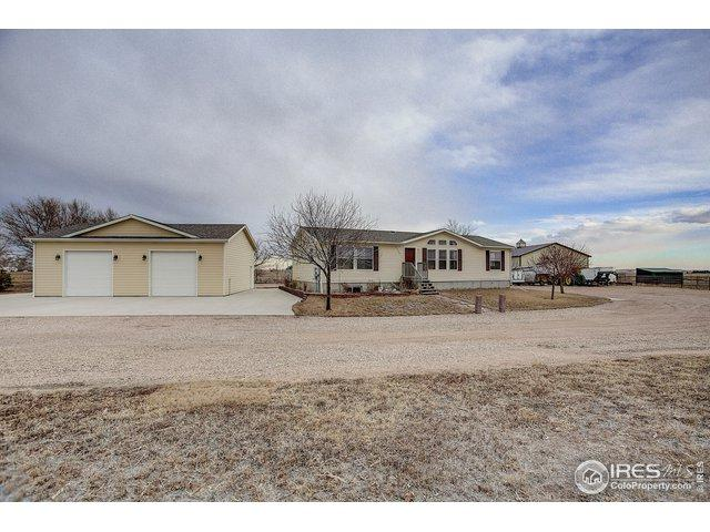41708 County Road 43, Ault, CO 80610 (MLS #870526) :: June's Team