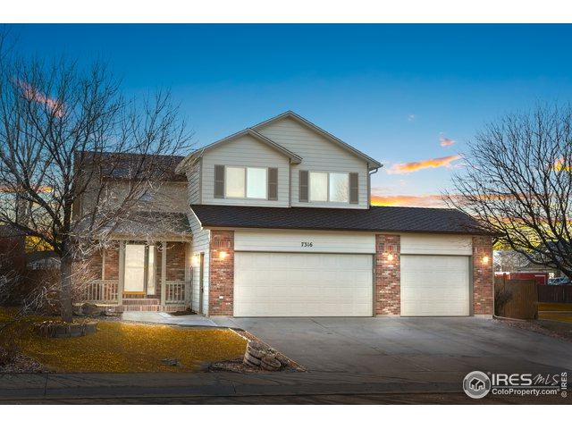 7316 W 20th St Rd, Greeley, CO 80634 (#870528) :: The Griffith Home Team