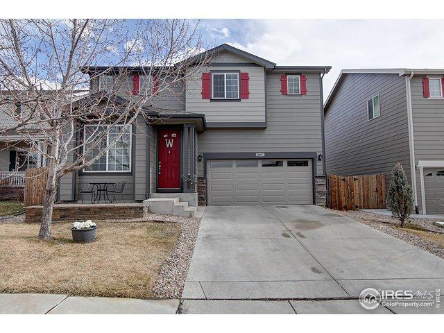 249 Monares Ln, Erie, CO 80516 (MLS #870569) :: Downtown Real Estate Partners