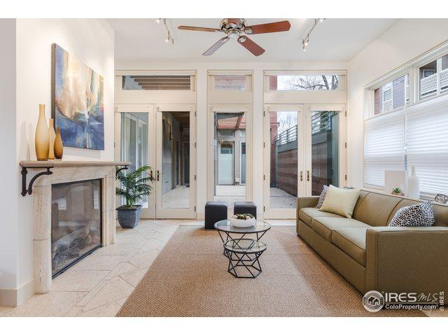 2336 Spruce St A, Boulder, CO 80302 (MLS #870602) :: Sarah Tyler Homes