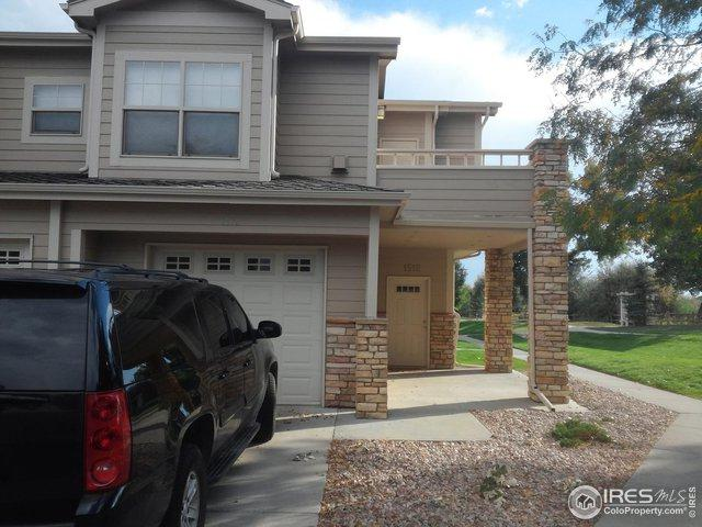 5775 W 29th St #1512, Greeley, CO 80634 (MLS #870607) :: Sarah Tyler Homes