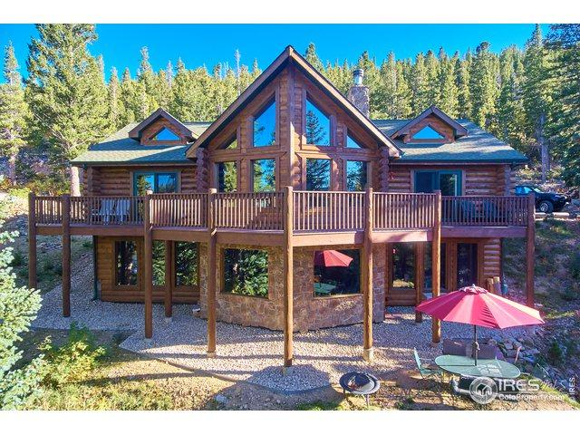 762 Pine Cone Cir, Ward, CO 80481 (MLS #870612) :: 8z Real Estate