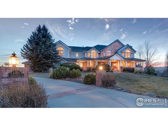 6475 Cranberry Ct, Niwot, CO 80503 (MLS #870620) :: Downtown Real Estate Partners