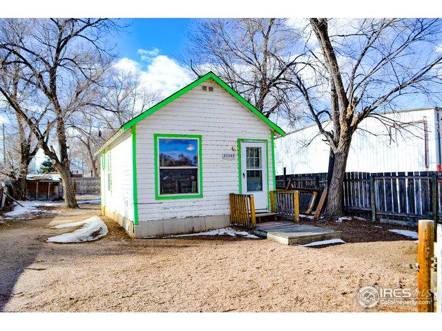 35949 Pacific Ave, Galeton, CO 80622 (MLS #870630) :: Downtown Real Estate Partners