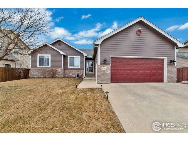 1741 69th Ave, Greeley, CO 80634 (MLS #870634) :: Downtown Real Estate Partners