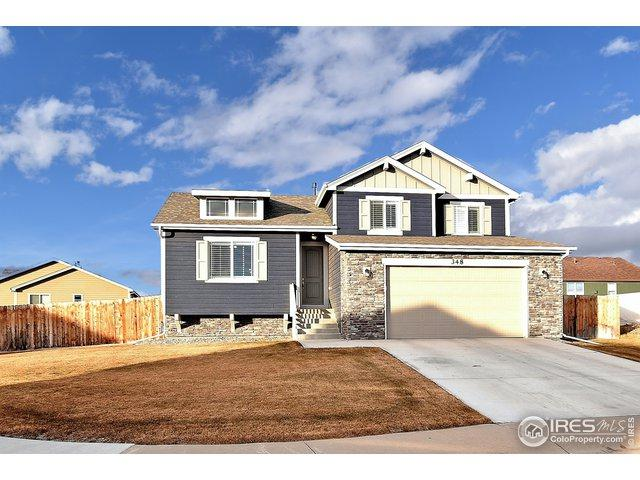 348 Linden Oaks Dr, Ault, CO 80610 (MLS #870636) :: Bliss Realty Group