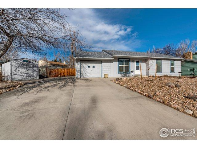 500 Goldeneye Dr, Fort Collins, CO 80526 (MLS #870671) :: The Daniels Group at Remax Alliance