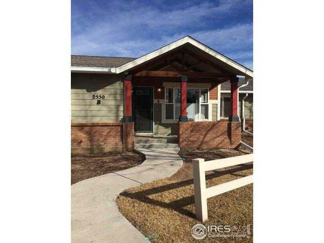 2550 Custer Dr #8, Fort Collins, CO 80525 (MLS #870688) :: 8z Real Estate