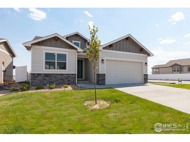 6093 Carmon Dr, Windsor, CO 80550 (MLS #870691) :: Kittle Real Estate