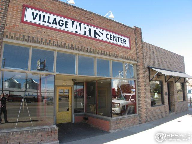 206 Oak Ave, Eaton, CO 80615 (MLS #870693) :: Bliss Realty Group