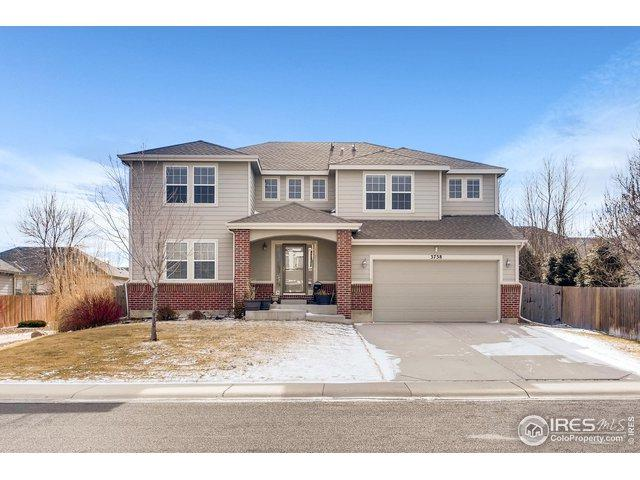 3738 Goodwin St, Johnstown, CO 80534 (MLS #870749) :: Bliss Realty Group