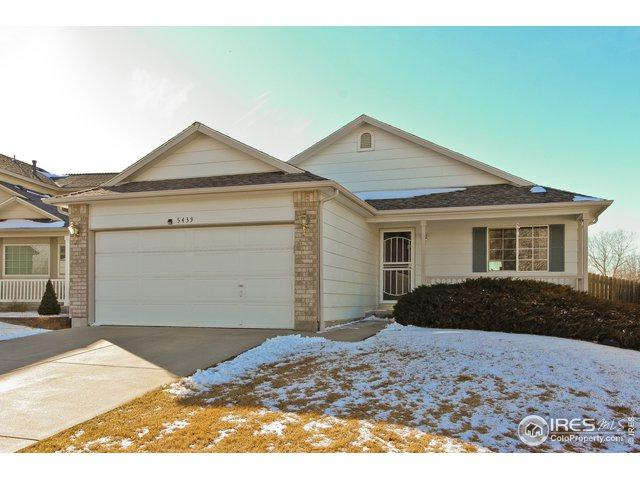 5439 Bear Ln, Frederick, CO 80504 (MLS #870775) :: J2 Real Estate Group at Remax Alliance