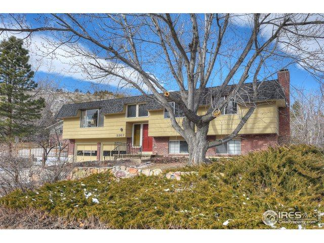 2267 Holyoke Dr, Boulder, CO 80305 (#870837) :: The Griffith Home Team