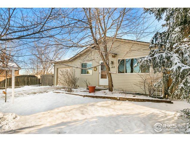 105 Rose Ct, Windsor, CO 80550 (MLS #870878) :: 8z Real Estate