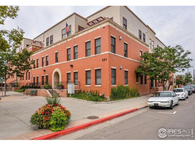 261 Pine St #206, Fort Collins, CO 80524 (MLS #870940) :: J2 Real Estate Group at Remax Alliance