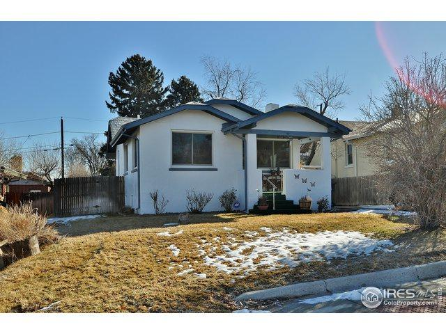 1614 Yates St, Denver, CO 80204 (MLS #870950) :: Kittle Real Estate