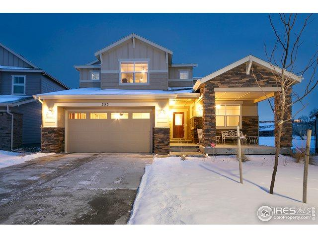 353 Seahorse Dr, Windsor, CO 80550 (MLS #870976) :: Bliss Realty Group