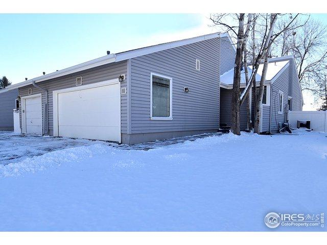 1951 28th Ave #11, Greeley, CO 80634 (MLS #870980) :: Sarah Tyler Homes