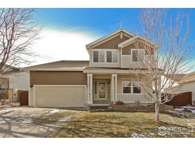 7157 High St, Frederick, CO 80504 (#871023) :: The Griffith Home Team