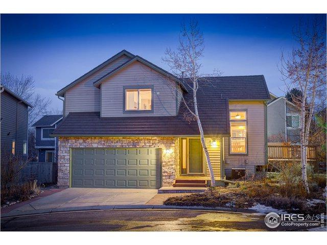 5644 Quarry Ct, Boulder, CO 80301 (MLS #871037) :: JROC Properties