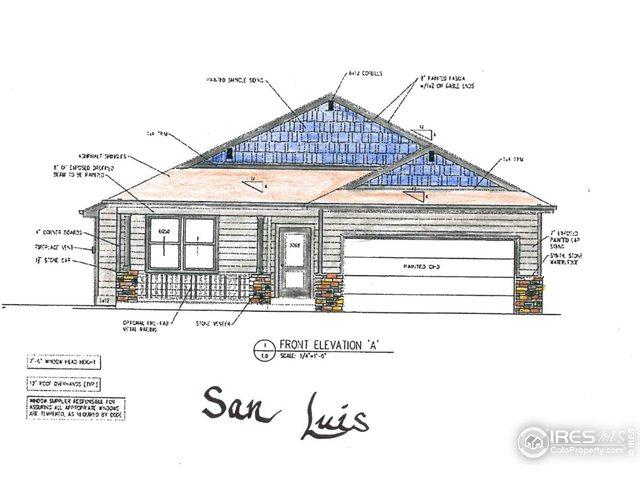 2606 Haven Ct, Evans, CO 80620 (#871094) :: My Home Team