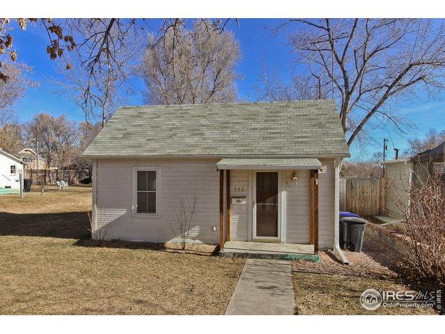 332 Atwood St, Longmont, CO 80501 (MLS #871101) :: Sarah Tyler Homes